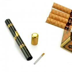 Cigarrillo que se achica
