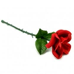 Rosa plegable