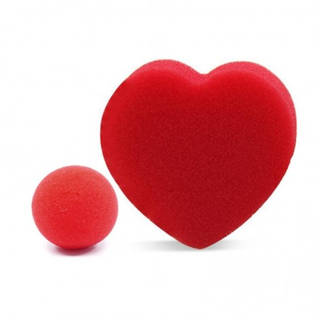 Bola a corazon