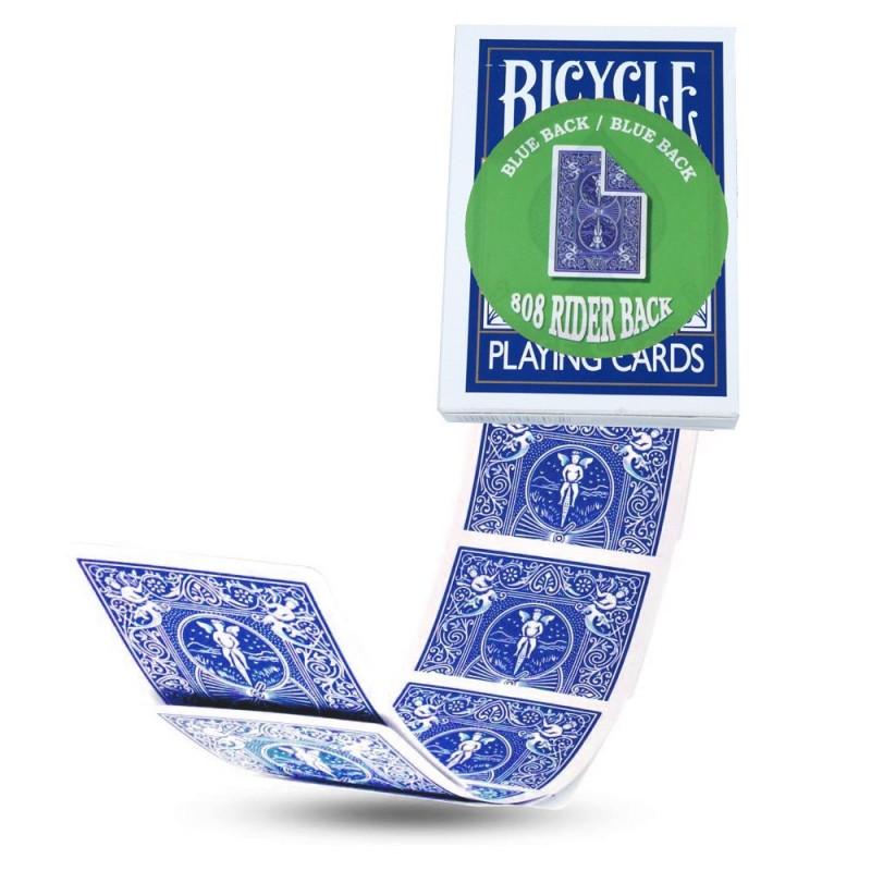 Doble Dorso Azul - Bicycle