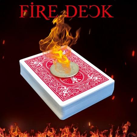 Mazo de Fuego - Fire Deck