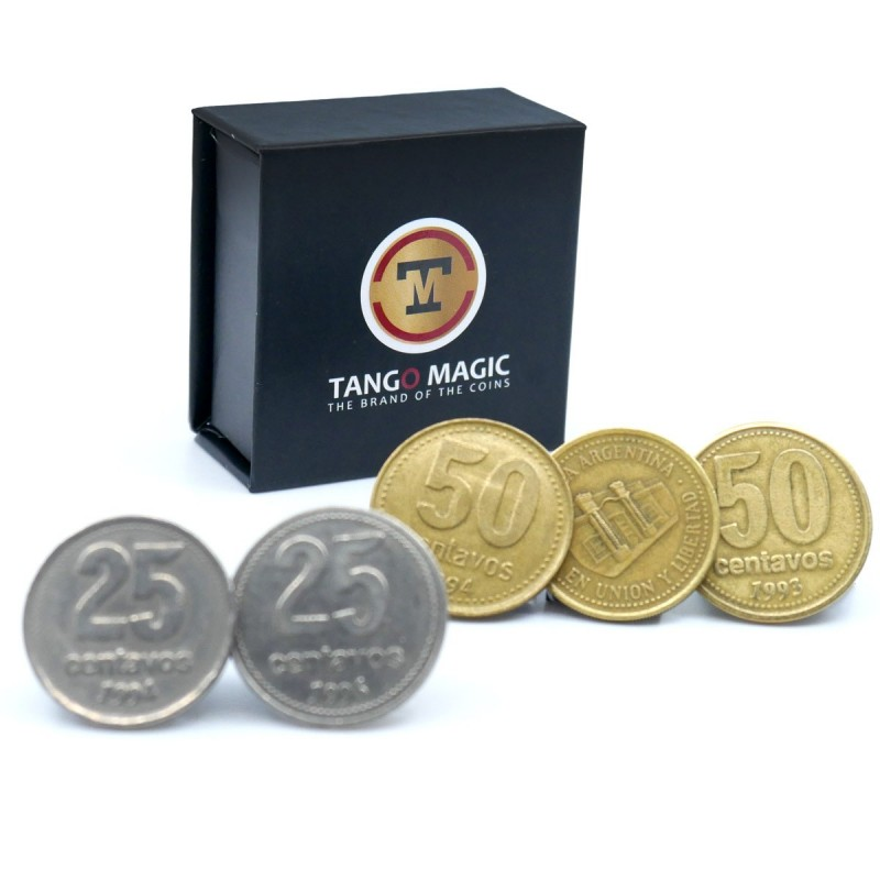 Monedas Gemelas