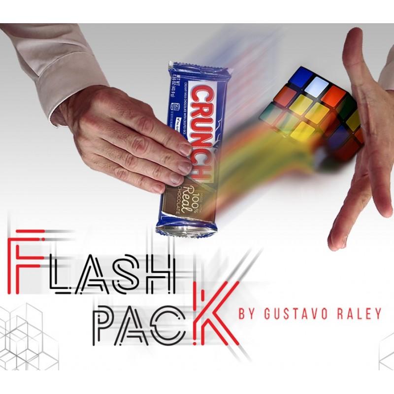Flash Pack Gustavo Raley