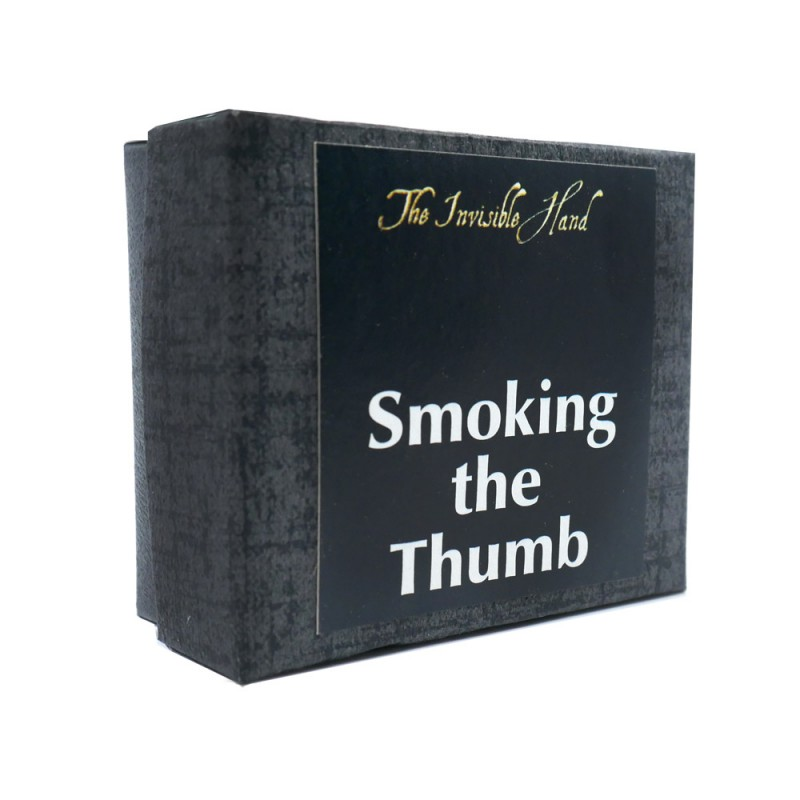 smoking the thumb