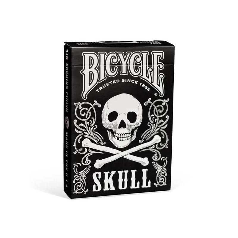 Baraja Skull Bicycle