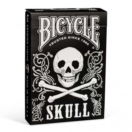 Baraja Skull Bicycle