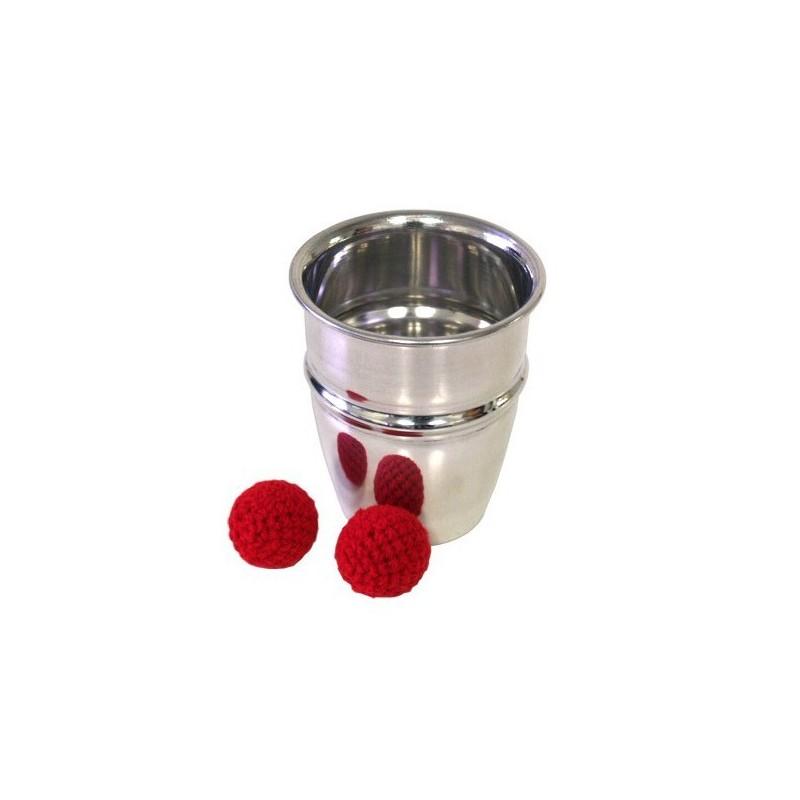 Chop Cup Aluminio