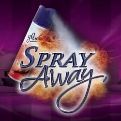Spray away