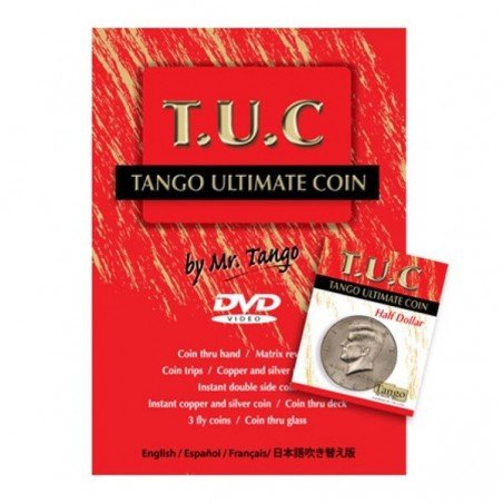 TUC Tango Ultimate Coin Medio Dolar
