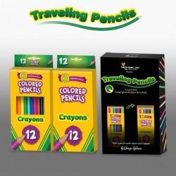 Lápices Viajeros - The Traveling Pencils