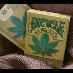 Baraja Cannabis (Bicycle)