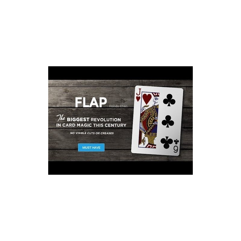 Ultimate Flap Card