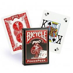 Baraja Bicycle Pro Poker Peek