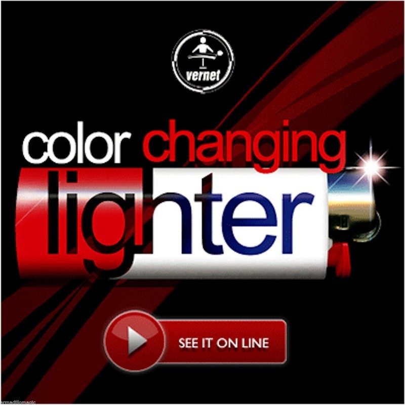 Cambio de Color Encendedor