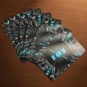 Cardiographic Card ( Rising Card en Bloc de Notas)