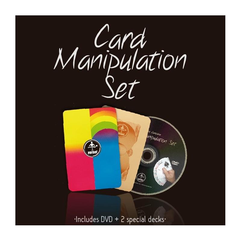 Acto Completo de Manipulación con Cartas